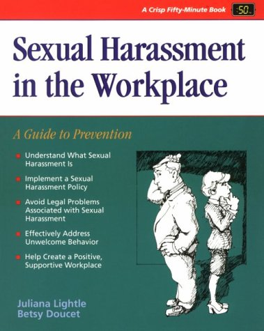 understanding sexual harassment in the workplace Understanding sexual harassment in the texas workplace everyone in a texas workplace should be able to identify and put a stop to sexual harassment the us equal employment opportunity commission reports that in 2015, there were 6,822 charges of sexual harassment in the workplace filed.