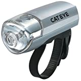 キャットアイ(CAT EYE) ヘッドライト [HL-EL120} シルバー