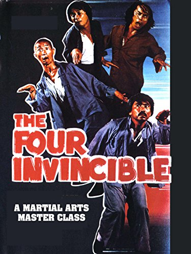 The 4 Invincible