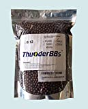 ThunderBBs Airsoft BBs 0.12, 0.20, 0.25, 0.30, 0.36, 0.38 g, Competition Grade