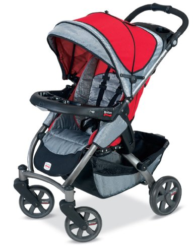 Baby s Store Britax Chaperone Stroller Red Mill from ibabystore.net