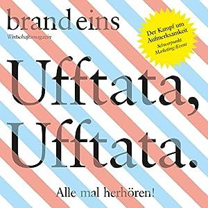 brand eins audio: Marketing/Event Audiomagazin