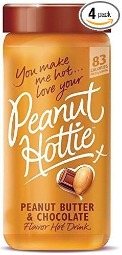 Peanut Hottie Peanut Butter & Chocolate Flavored Hot Drink 9.15 oz ...