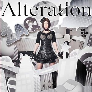Alteration(初回生産限定盤)(DVD付) border=