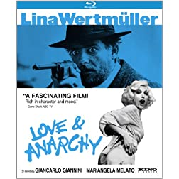 Love &amp; Anarchy: Kino Classics Edition [Blu-ray]