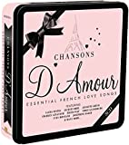Chansons D'Amour: Essential French Love Songs Various Artists