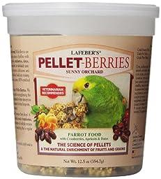 Lafeber\'s Pellet-Berries for Parrot, 12.5-Ounce