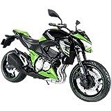 スカイネット 1/12 完成品バイク Kawasaki Z800 ライムグリーン