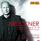 Bruckner: Symphonies 4, 7, 9