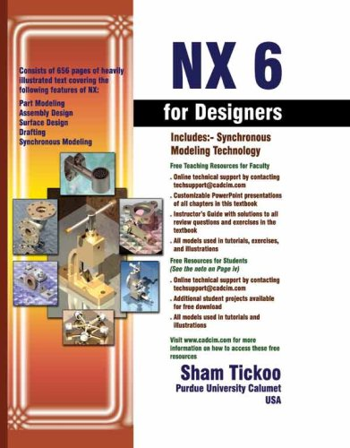 NX 6 for Designers