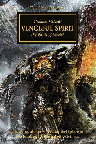 Vengeful Spirit (The Horus Heresy), by Graham McNeill