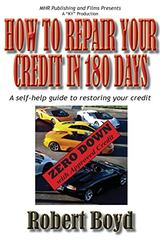 How to Repair Your Credit in 180 Days