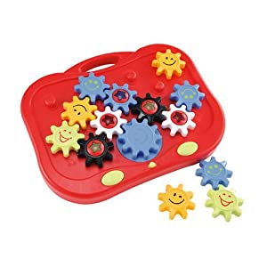 Spinning Cogs and Gears
