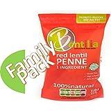 Bentilia Red Lentil Penne 1lb Bag