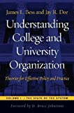 img - for Understanding College and University Organization: Theories for Effective Policy and Practice book / textbook / text book