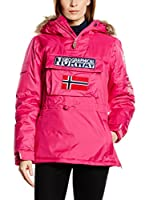 Geographical Norway Chaqueta Building (Rosa)