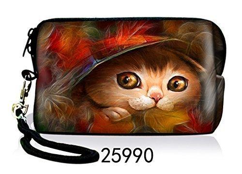 Neopren Kamera Case Tasche Für SAMSUNG WB200F WB350F WB35F WB50F WB150F WB30F WB250F WB800F, PANASONIC Lumix DMC XS1 SZ3 LF1 SZ8 TZ35 TZ40 TZ60 TZ55, OLYMPUS Tough TG-850 SZ-17 VG-170 XZ-1 TG-3 SH-1 Stylus 1, NIKON Coolpix L28 L29 S32 P340 S9050 S670