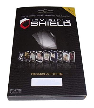 ZAGG Invisible Shield Screen Protector Scratch Guard for Nintendo 3DS