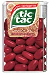 Tic Tac Cinnamon Spice is a 12-1 oz Pack