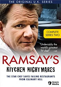 Ramsay's Kitchen Nightmares: Complete Series Two - The Original U.K. Series