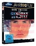 Image de Geboren am 4.Juli Jahr100film [Blu-ray] [Import allemand]