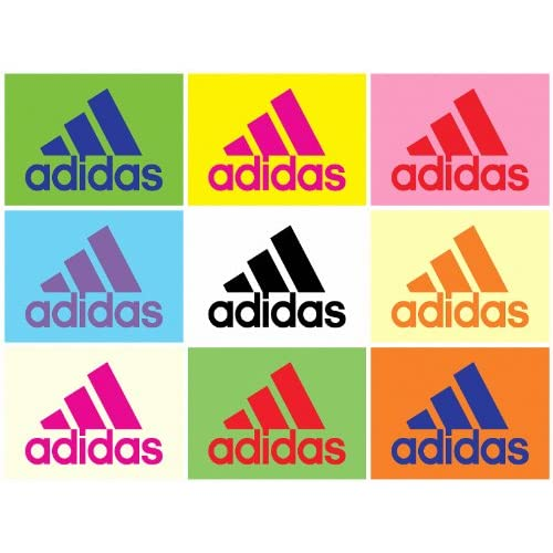 "Amazon.com: ADIDAS POP ART ANDY WARHOL STYLE 42"" X 30"" HUGE CANVAS ART"
