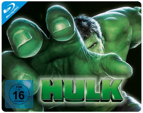Hulk - Limited Quersteelbook [Blu-ray]