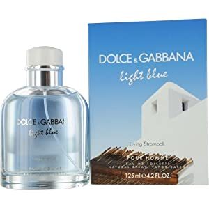 Dolce&GabbanaABBANA Dolce&Gabbana Light Bl PH Strom EDT 125 ml, 1er Pack (1 x 125 ml)