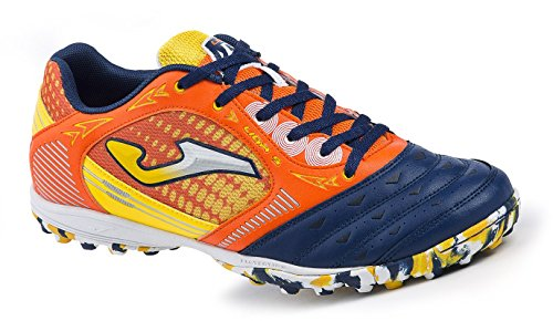 JOMA CALCETTO LIGA-5 AW 608 ORANGE-NAVY TURF 46