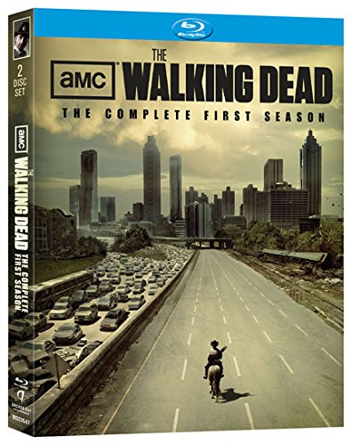 Blu-ray : The Walking Dead: The Complete First Season (2 Disc)
