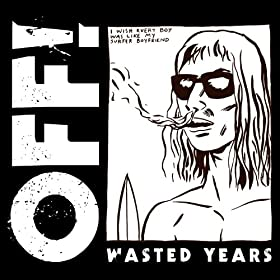 Wasted Years [+digital booklet]