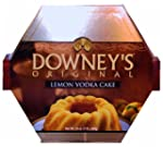 Downey's Original Lemon Vodka Cake, 1...