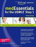 medEssentials for the USMLE Step 1 (Kaplan Medessenitals for the USMLE Step 1)