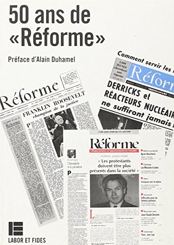 50 ans de Réforme
