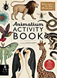 img - for Animalium Activity Book (Welcome to the Museum) book / textbook / text book