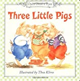 Three Little Pigs (Once Upon a Time (Harper)) (0060082364) by Thea Kliros
