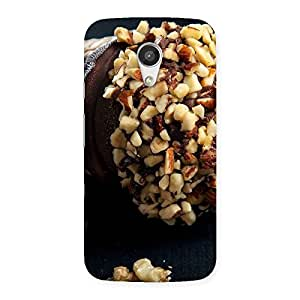 Ajay Enterprises Brave Cone Ice Creams Back Case Cover for Moto G 2nd Gen
