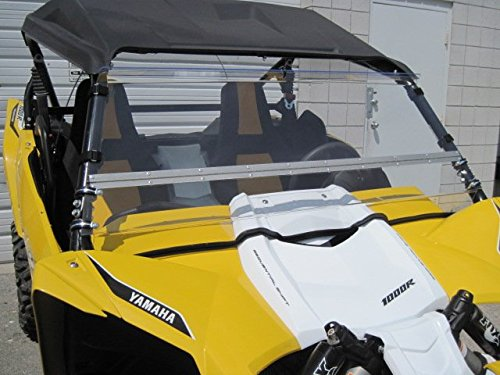 Yamaha-YXZ-FULL-TILT-WINDSHIELD-We-need-to-know-what-kind-of-roof-you-have-Read-ad-for-measurement-instructions-Also-check-emailJunk-after-order-is-placed-for-any-questions-we-may-have