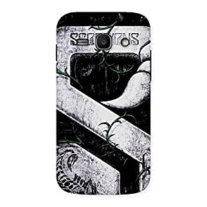 Impressive Score Print Back Case Cover for Galaxy Ace 3