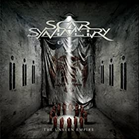 Cover of Scar Symmetry - The Unseen Empire