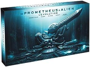 De Prometheus à Alien, l'évolution [Édition Collector Limitée]