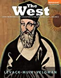 The West: Encounters and Tranformations, Volume A (4th Edition) (0205987680) by Levack, Brian