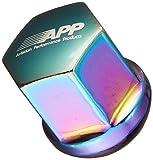 APP 【 エーピーピー 】 ホンダ純正アルミホイール専用 R12 Ti-Coating Nut 20個入り (HN12R-20)