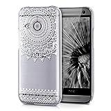 kwmobile Crystal Case Hülle für HTC One Mini 2 mit Art