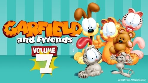 Garfield And Friends Show #104