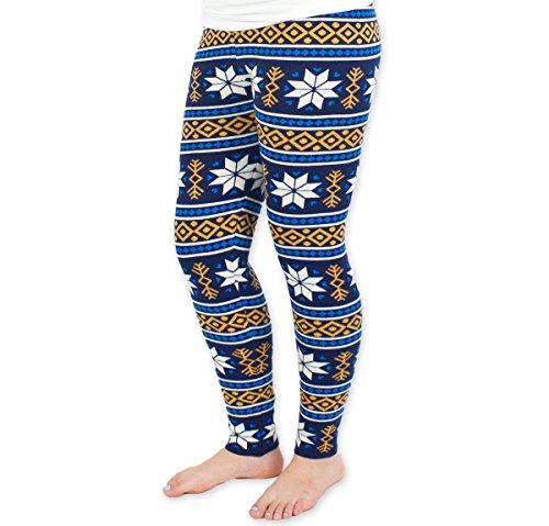 Snowflake Sweater Leggings