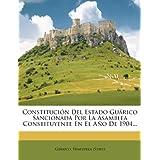 Constitución Del Estado Guárico Sanciona