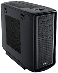 Corsair Graphite Series Black 600T Mid-Tower Computer Case (CC600TM)