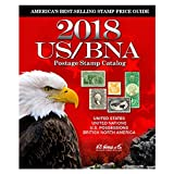2018 US/BNA Postage Stamp Catalog