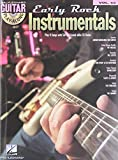 Early Rock Instrumentals: Guitar Play-Along Volume 92